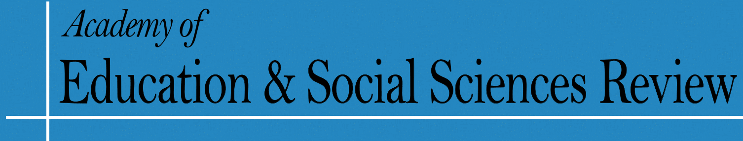 Academy of Education and Social Sciences Review